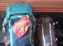Mon sac à dos pour 1 an