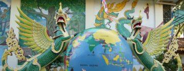 Mon itinéraire de tour du monde