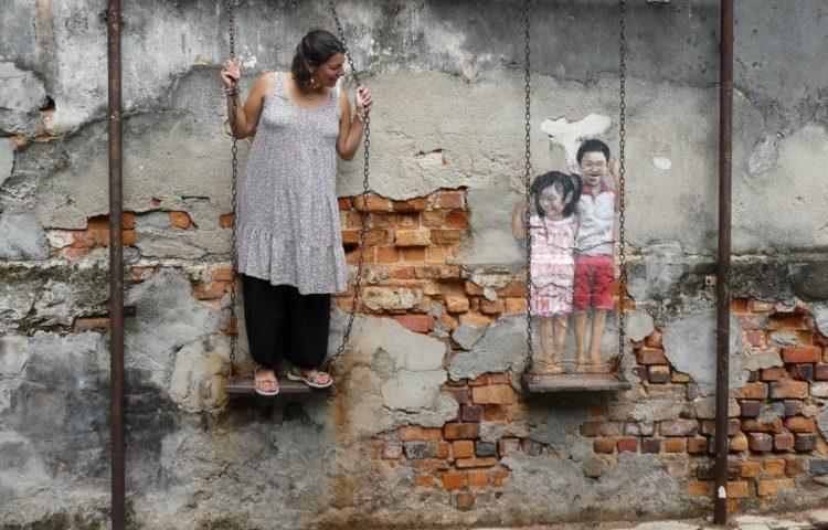 Malaisie (2/2) : de Penang, capitale du street art, à la tranquille île de Kapas
