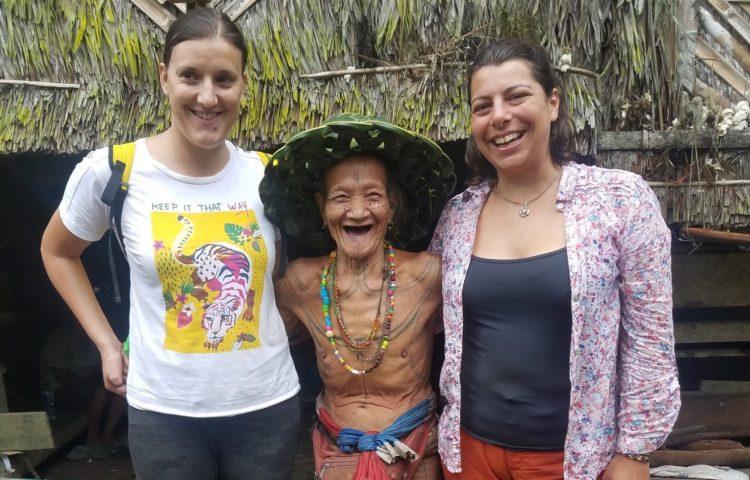 Ile de Sumatra en Indonésie: Rencontre en terre inconnue avec les Indiens Mentawaï