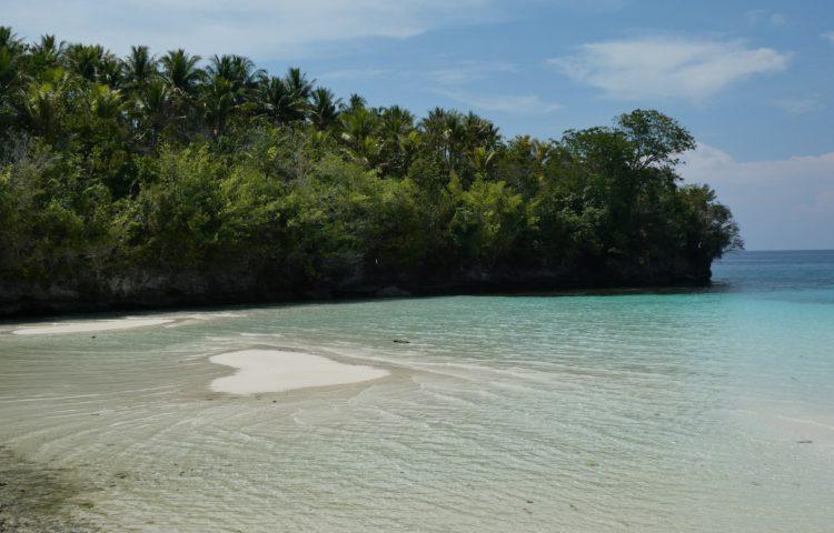 Ile de Sulawesi (Indonésie) 3/3 :  les îles Togian, petit paradis sur terre