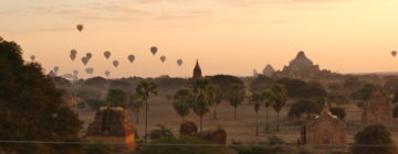Myanmar (1/2) : passer noël… dans un monastère Bouddhiste